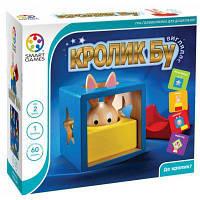 Настольная игра Smart Games Кролик Бу (SG 037 UKR)