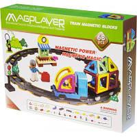 Конструктор Magplayer Набор 68 элементов (MPK-68), фото 1