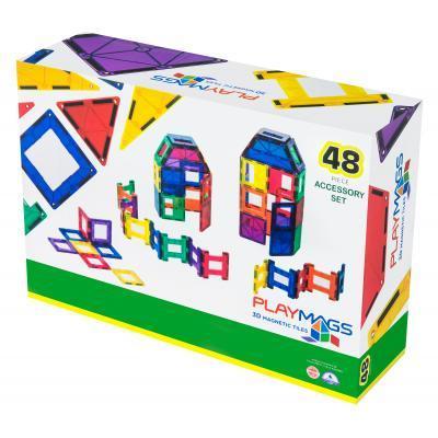 Конструктор Playmags Набор 48 элементов (PM161)