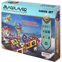 Конструктор Magplayer Набор 72 элемента (MPB-72), фото 1