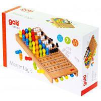 Настольная игра Goki Мастер логики (56708)