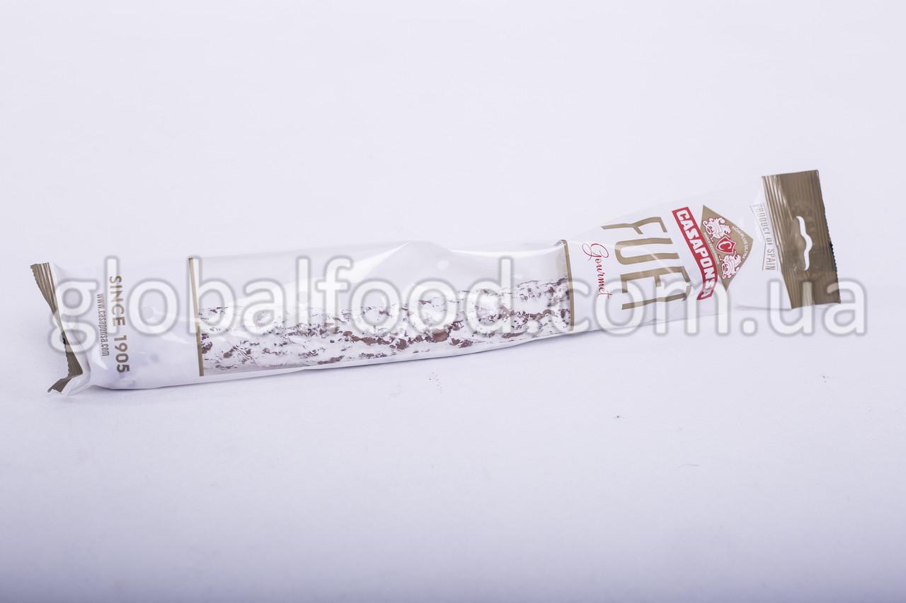 Колбаса Фует Fuet CASAPONSA Испания, сыровяленая, в индивидуальной упаковке