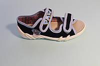 Детские текстильные открытые тапочки «Шалунишка» shalunishka для мальчика «Щенячий патруль», фото 1