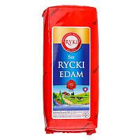 Сир твердий Edam Ryсki