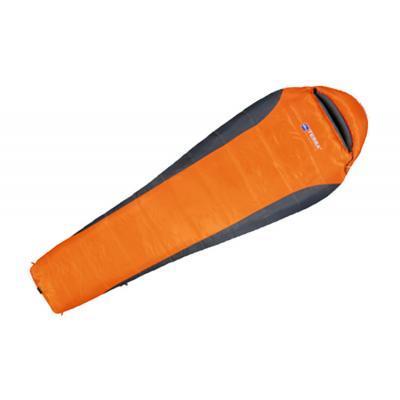 Спальний мішок Terra Incognita Siesta 100 (R) (оранжевий/сірий) (4823081501534)