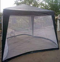 Палатка для откачки меда с москитной сеткой и молниями (3x3х2.4)