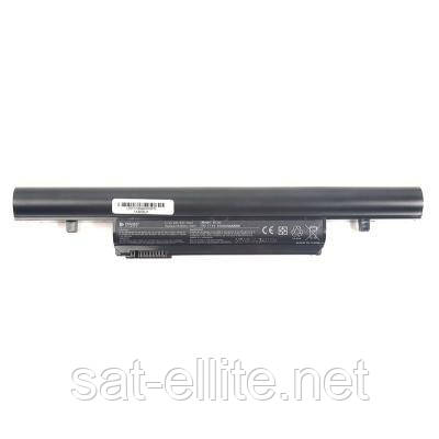 Аккумулятор для ноутбука TOSHIBA Satellite R850 (PA3905U-1BRS, TA3905LH) 11.1V 5200mA PowerPlant (NB510184)