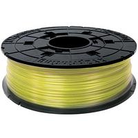 Пластик для 3D-принтера XYZprinting PLA(NFC) 1.75мм/0.6кг Filament, Clear Yellow (RFPLCXEU03J)