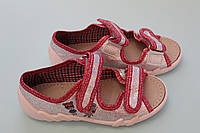 Детские текстильные открытые тапочки «Шалунишка» shalunishka для девочки Лол Lol, фото 1