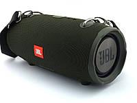 НОВИНКА! Bluetooth колонка JBL XTREME 2 Big Bass BIG 40W copy, с FM MP3, зеленая | AG320353