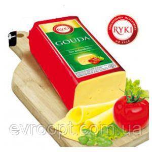 Сыр твёрдый Гауда Ryki