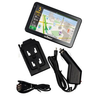 Автомобильный навигатор Globex GE512 2