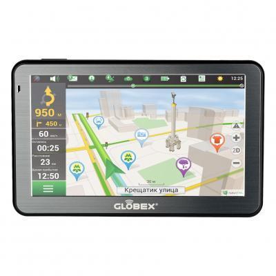 Автомобильный навигатор Globex GE512 5