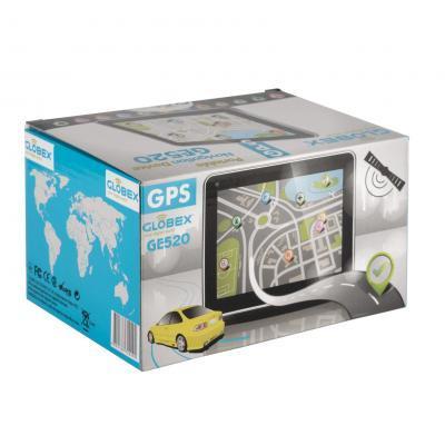 Автомобильный навигатор Globex GE520 4
