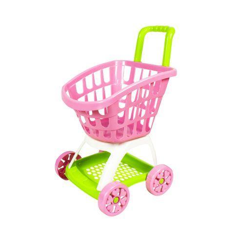 "Тележка ""Супермаркет"" (розовая)  sco"