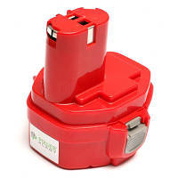 Аккумулятор к электроинструменту PowerPlant для MAKITA GD-MAK-14.4(A) 14.4V 2.5Ah NIMH (DV00PT0043)