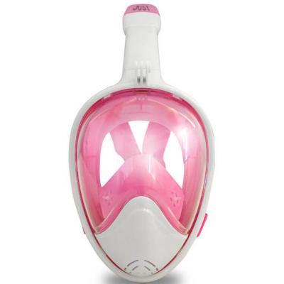 Маска для дайвинга JUST Breath Pro Diving Mask L/XL Pink (JBRP-LXL-PN)