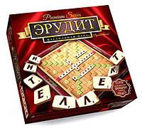 Игра настольная DankoToys DT G-ER-U-01 Эрудит Premium (укр-рус)