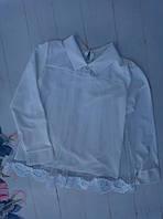 """Блузка подростковая школьная нарядная на девочку 128-152 см """"BOSCO"""" купить недорого от прямого поставщика"""