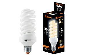 Лампа энергосберегающая КЛЛ-FS-30 Вт-2700 К–Е27 (60х161 мм)