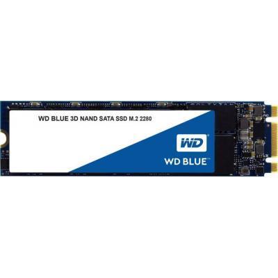 Накопитель SSD M.2 2280 250GB WD (WDS250G2B0B)