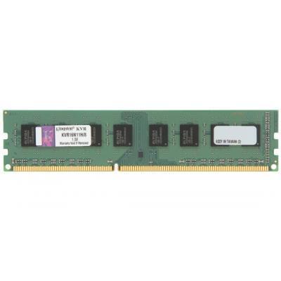 Модуль памяти для компьютера DDR3 8GB 1600 MHz Kingston (KVR16N11H/8)