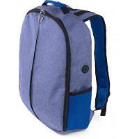 """Рюкзак для ноутбука Vinga 15.6"""" NBP450BL blue (NBP450BL), фото 1"""