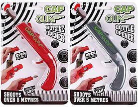 Открывалка, открывашка для бутылок Cap Gun Opener, фото 2