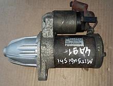 MR994922 Стартер Mitsubishi Lancer X 4A91 1.5 Colt 1.1 1.3 1.5