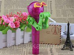 Іграшка-тримач для льодяників Mezo Рожевий