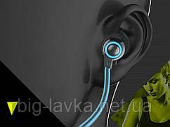 Гарнитура Aipal Outdoor Bluetooth  Синий