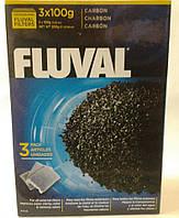 Уголь активированный 3х100гр для фильтра ФЛЮВАЛ