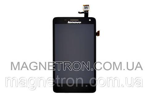 Дисплей с тачскрином #1580016941 для мобильного телефона Lenovo S660
