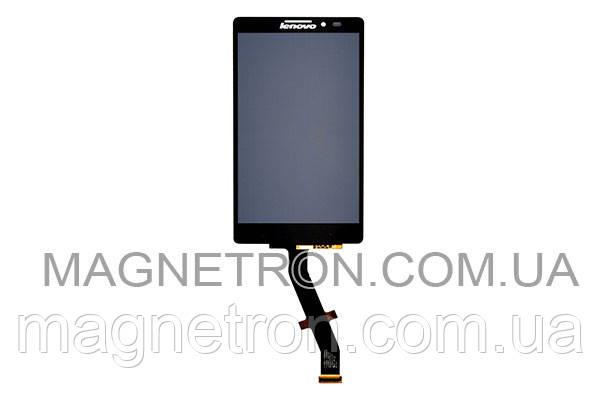 Дисплей с тачскрином #LH550WF2-SD03 V0.1 для телефона Lenovo K910 Vibe Z, фото 2