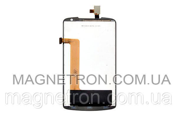 Дисплей с тачскрином #YT53F01W0-GR для мобильного телефона Lenovo S920, фото 2