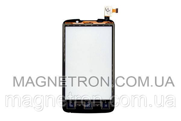 Сенсорный экран (тачскрин) #115A1-MSH для мобильного телефона Lenovo A670T, фото 2