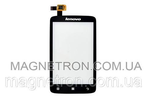 Сенсорный экран (тачскрин) #TF0368D-XL для мобильного телефона Lenovo A308