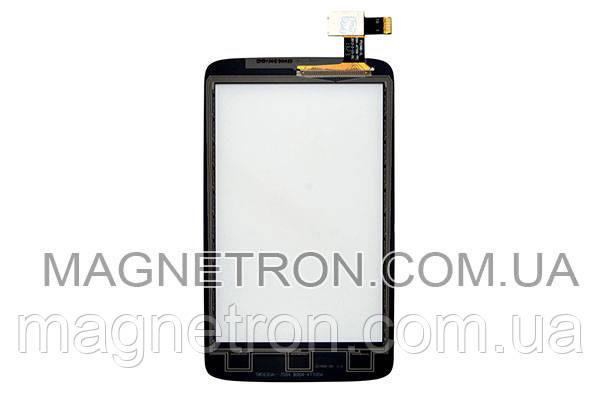Сенсорный экран (тачскрин) #TF0368D-XL для мобильного телефона Lenovo A308, фото 2