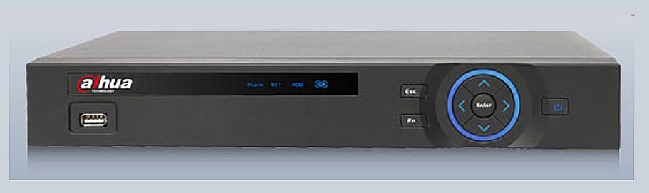 Видеорегистратор HDCVI 16-ти канальный гибридный Dahua DH-HCVR5116H-V2, фото 2