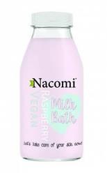 Новинки  Молочко для ванны Nacomi Малина 300 мл