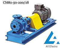 Насос СМ80-50-200/2б (насос СМ 80-50-200/2б), фото 1