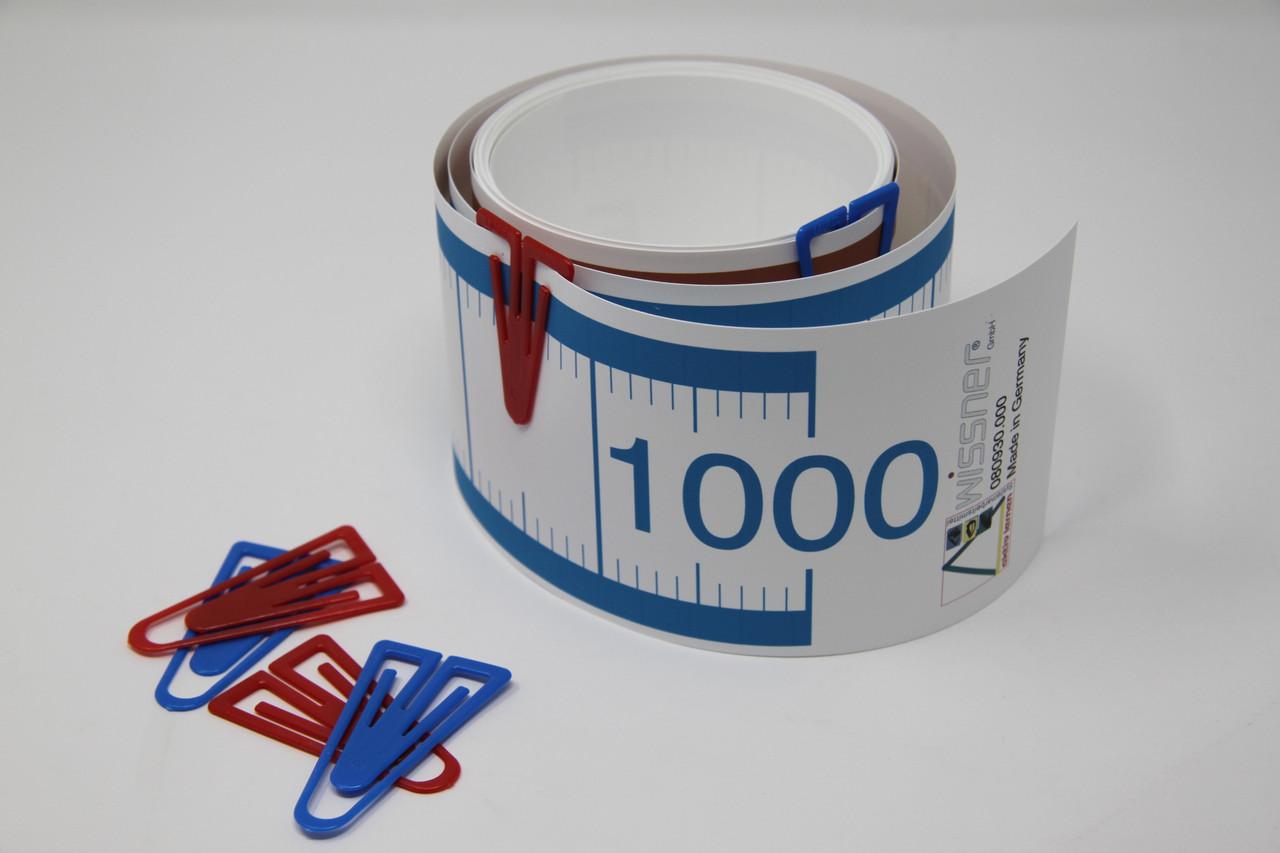Вимірювальна стрічка, 1-1000, 5 м
