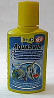 ТЕТРА АКВАСЕЙФ 5л -АНТИХЛОР-Кондиционер для аквариумной воды