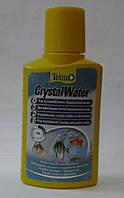 ТЕТРА КРИСТАЛЬНАЯ ВОДА 100мл, средство от помутнения воды в аквариуме