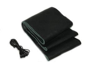 Оплетка кожа VSF-68/3 M черная/обшиваемая/3 шва