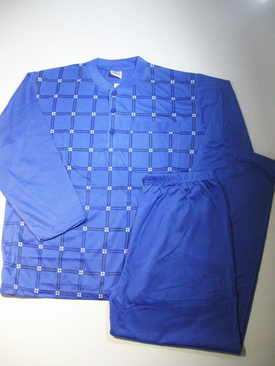 Пижама мужская, трикотажная, размеры М-3XL, арт. 416,415,413