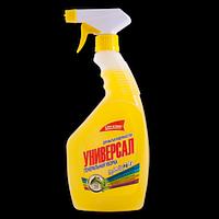 Моющее средство Сан Клин Универсал-2000 Генеральная уборка Лимон распылитель (500 грамм)