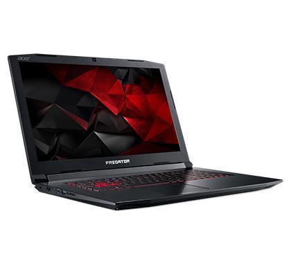 Ноутбук Acer Predator Helios 300 PH317-52-59U0 17.3FHD IPS/Intel i5-8300H/16/1000+128F/NVD1060-6/W10