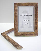 Фоторамка 21х30 см состаренный дуб (профиль 18 мм)