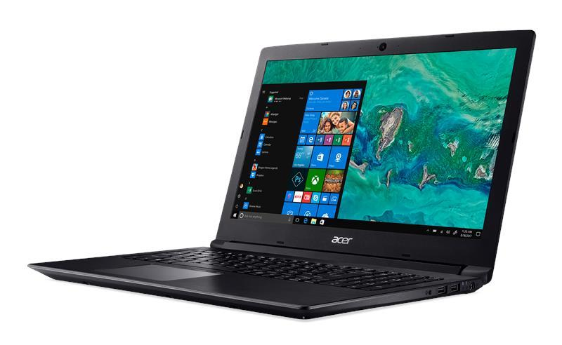 Ноутбук Acer Aspire 3 A315-53 15.6HD AG/Intel Pen 4417U/4/500/int/Lin/Black